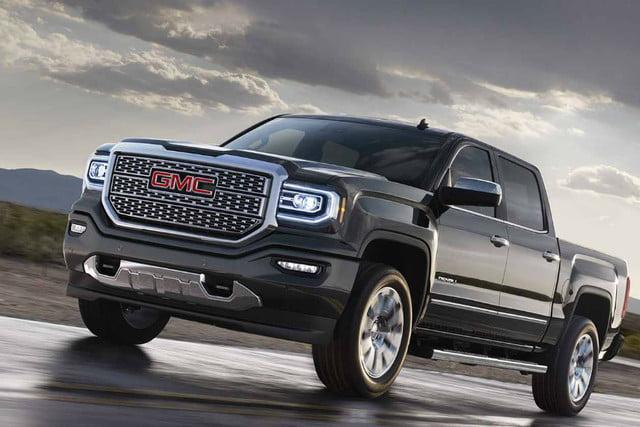 2019 Gmc Sierra 2500hd Towing Capacity Chart | 2019 Trucks