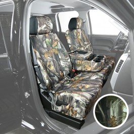 Nissan Pathfinder Camouflage Seat Covers